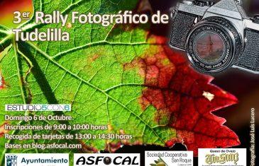 III Rally fotográfico de Tudelilla (6 Octubre)
