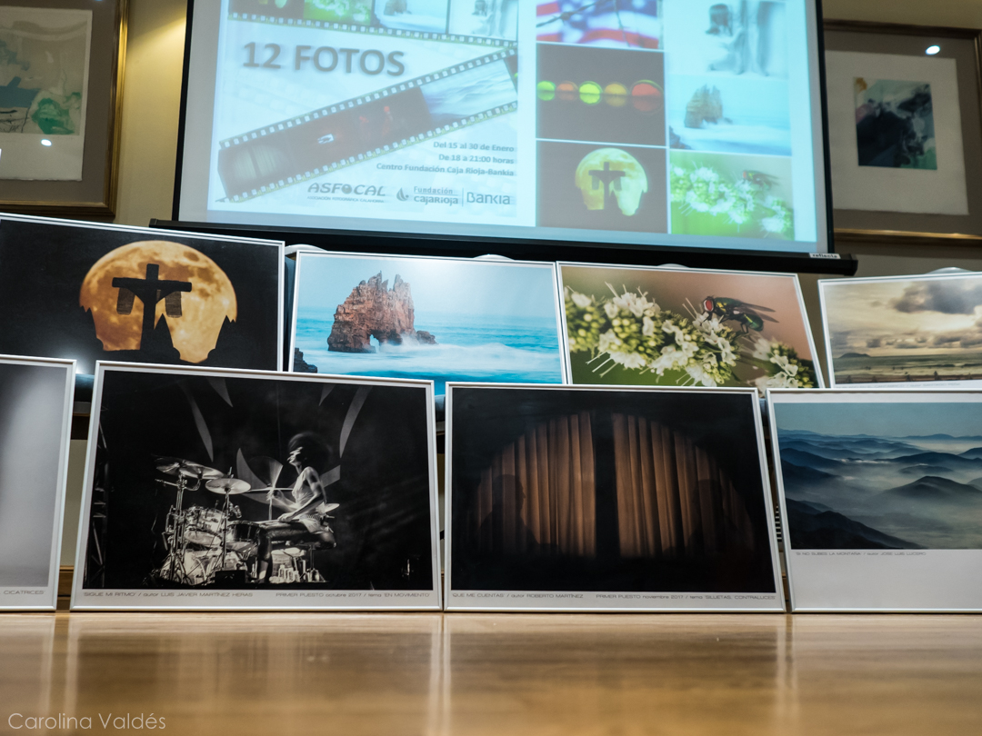 ENTREGA DE PREMIOS III CONCURSO '12MESES 12FOTOS'