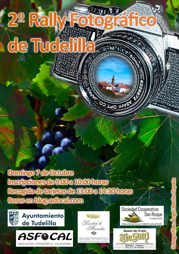 2º Rally fotográfico  de Tudelilla