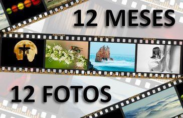 La exposición fotográfica '12Meses 12Fotos' en Bar Oasis