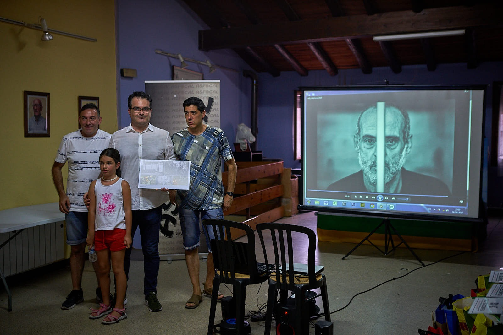 """Premio tema """"Simetría"""""""