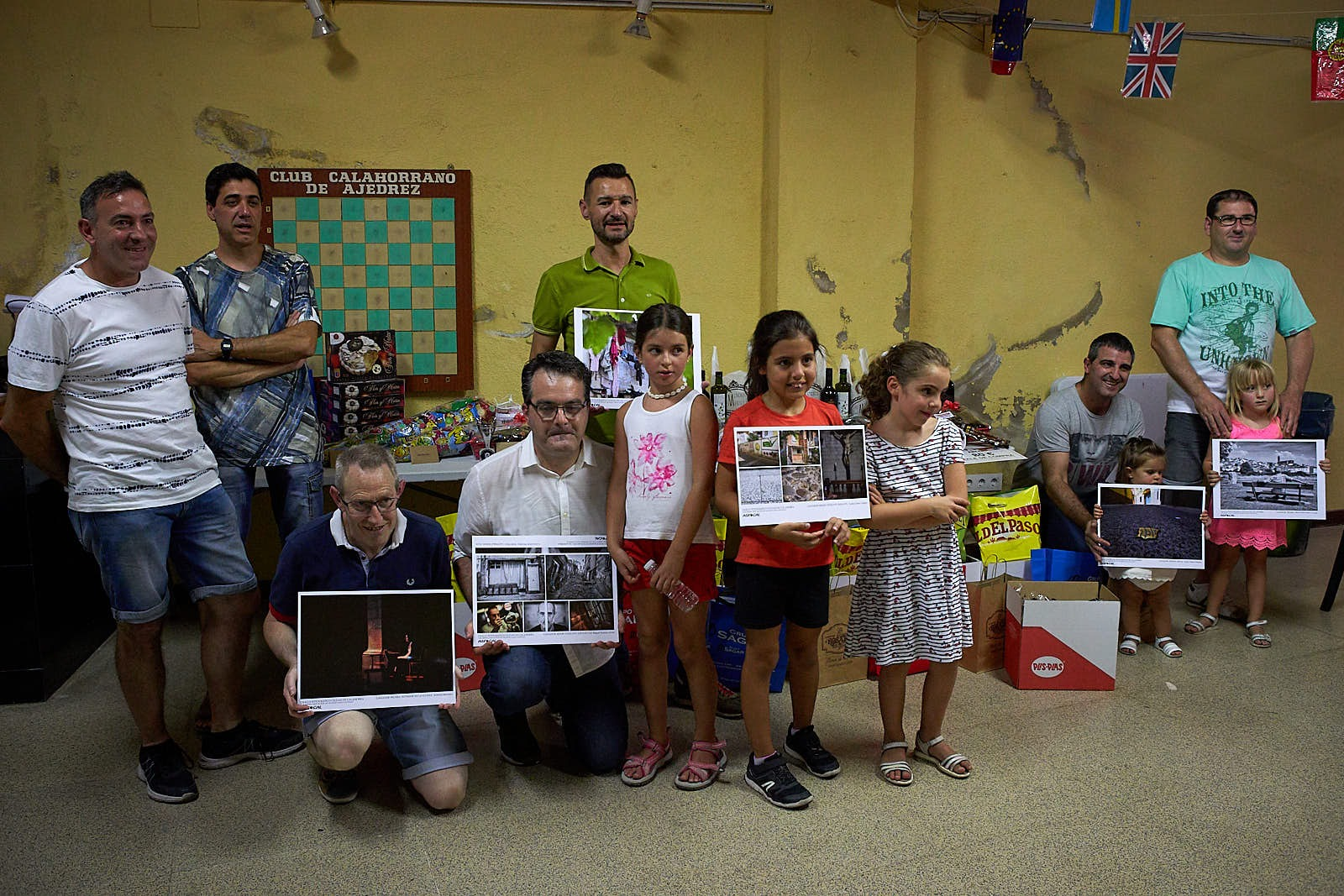 Foto grupo premiados