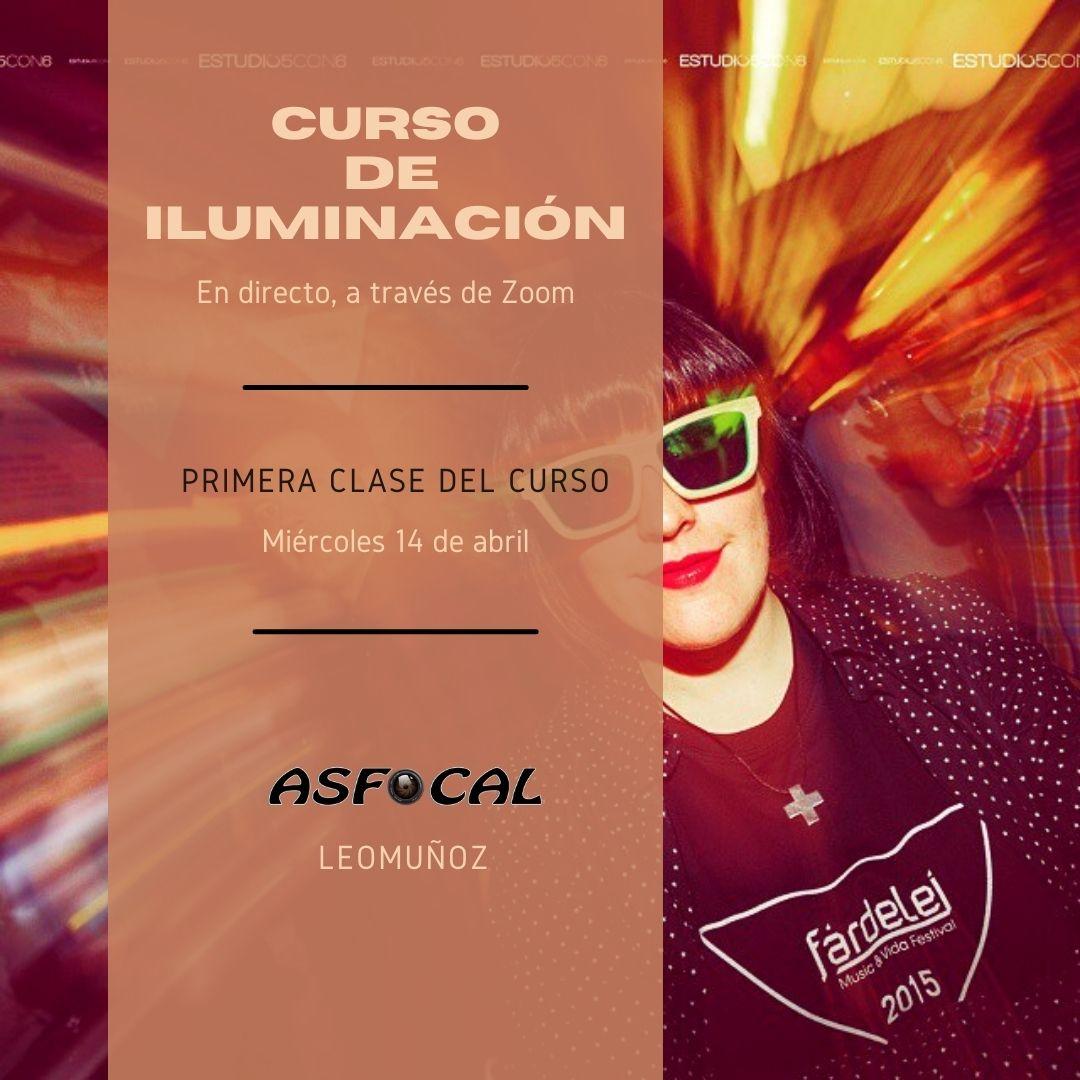CURSO DE ILUMINACION ONLINE / PRIMERA CLASE