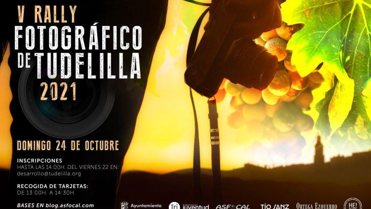 V Rally Fotográfico de Tudelilla 2021